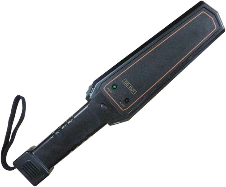 Detector De Metales De Mano Con Alerta De Audio, Escáner De Seguridad De Alta Sensibilidad, Luces Indicadoras, Detecta Armas, Cuchillos, Tornillos, Temperatura De Trabajo: -10 ℃ -50 ℃