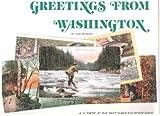 Greetings from Washington, Lane Morgan, 0932575692