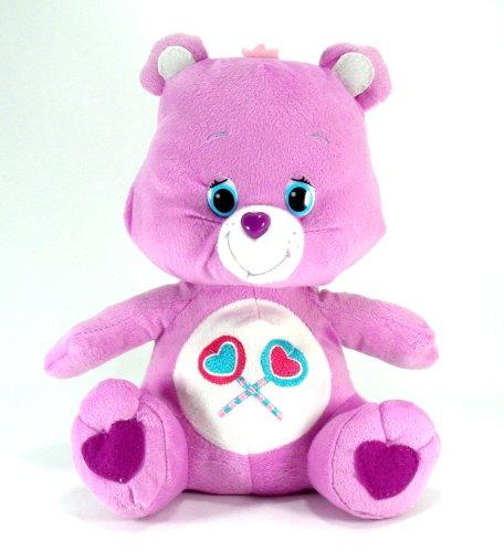"Care Bears - Share Bear 11"" Plush - Sitting"