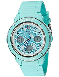 Casio Ladies Baby-G Analog-Digital Casual Quartz Watch NWT BGA-150F-3A
