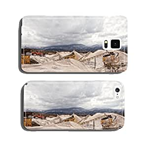 mine with aggregate plant cell phone cover case Samsung S6