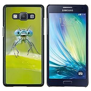 Stuss Case / Funda Carcasa protectora - Verde de insectos - Samsung Galaxy A5 A5000