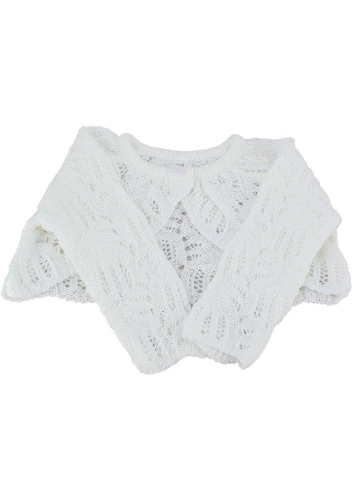 Piccola giacca in gancio Bambino Bianca–Prodotto stocké e svelta da la Francia