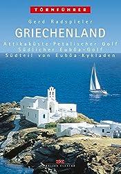 Griechenland 2: Attikaküste, Petalischer Golf, Südlicher Euböa-Golf, Südteil von Euböa, Kykladen