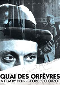 Quai des Orfevres (The Criterion Collection)