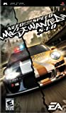 Need for Speed Most Wanted - Sony PSP
