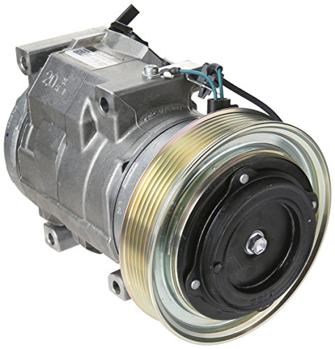 Denso 471-1630 New Compressor with ()