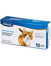 Petmate Large Litter Pan Liners, 12 Pack