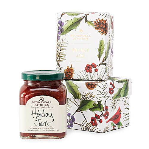 Stonewall Kitchen Holiday 2018 Holiday Jam, 12.5 oz. made in New England