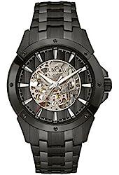 Bulova Men's Automatics - 98A147 Black Watch