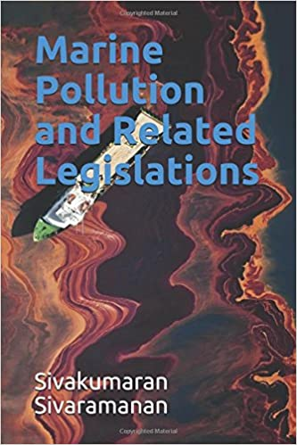 Book Marine Pollution and Related Legislations