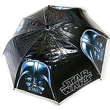 Umbrella child 'Star Wars'dark vador - gloss black (60 cm (0.00'') ).
