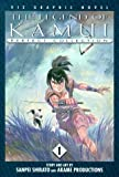 The Legend of Kamui, Volume 1, Sanpei Shirato and Akame Productions Staff, 1569313180