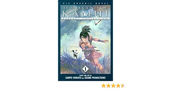 The Legend of Kamui: Perfect Collection, Vol  1: Sanpei