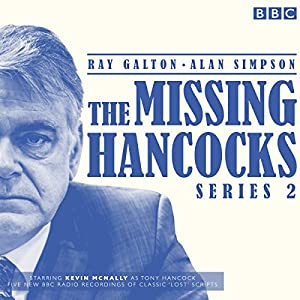 The Missing Hancocks Series 2 Radio/TV Program