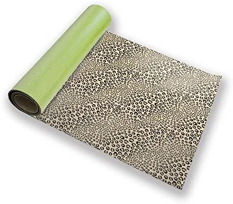 Leopards Want To Be Kissed Yoga Mat Custom Printed Premium