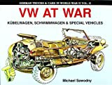 German Trucks and Cars in WW II, Michael Sawodny, 0887403085