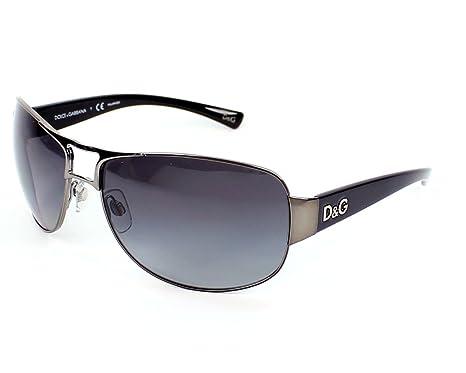 d0f692dea07 D G DOLCE GABBANA SUNGLASSES DG 6056 079 T3 NEU Black - Polarized ...