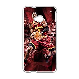 SANLSI Kyrie Irving Cleveland Cavaliers NBA Phone Case for HTC One M7