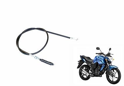 Enjoyable Speedwav Bike Clutch Cable Unit Yamaha Fz16 Amazon In Car Motorbike Wiring Database Ilarigelartorg