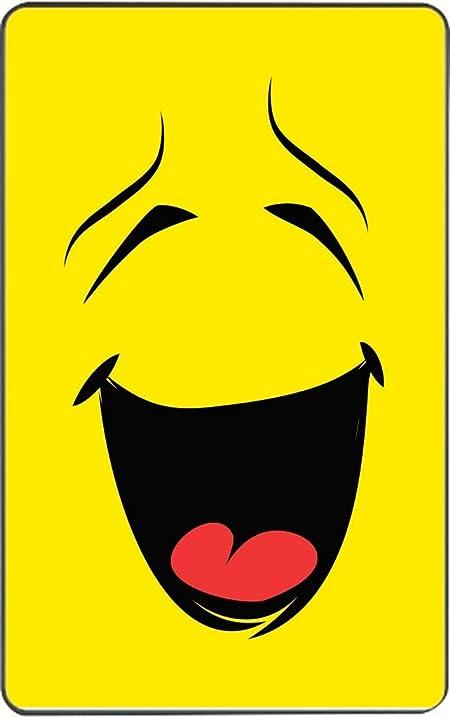Amazon Smiley Face Emoticon Emoji Kindle Fire Vinyl Decal