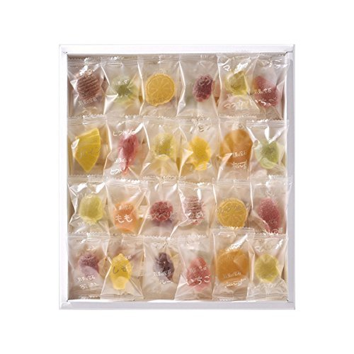 彩果の宝石「フルーツゼリー」