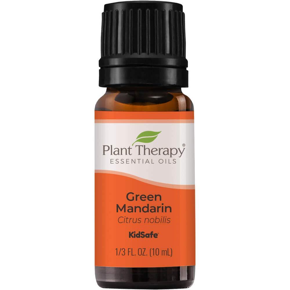 Green Mandarin Essential Oil 10 mL 100% Pure