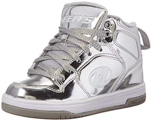 Heelys FLASH 2015 chrome silver 40,5 chrome silver