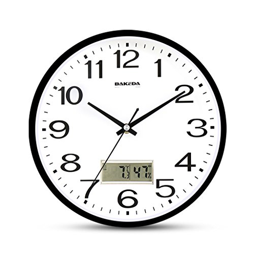 Amazon Com Wall Clock Bell Watch For Living Room Office Large Wall