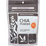Navitas Naturals Chia Seed Powder - Organic - 8 oz - case of 12 - 95%+ Organic - Yeast Free - Wheat Free-Vegan