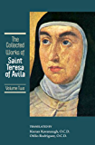 Collected Works of St. Teresa of Avila Vol 2 (English Edition)