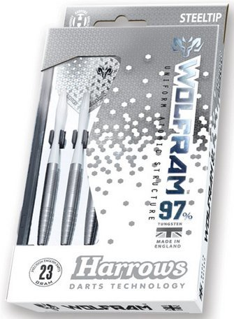 26 g HARROWS Wolframタングステンダーツセットby Perfectdarts B01LFM2SZQ