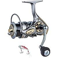 Deukio Spinning Reel High Speed 7.1:1 Fishing Reel...