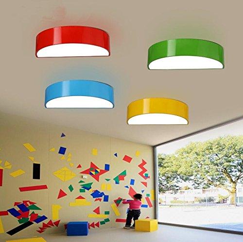 Kinderzimmer Lichter_Kindergarten Deckenleuchten LED-Zimmer kreative ...