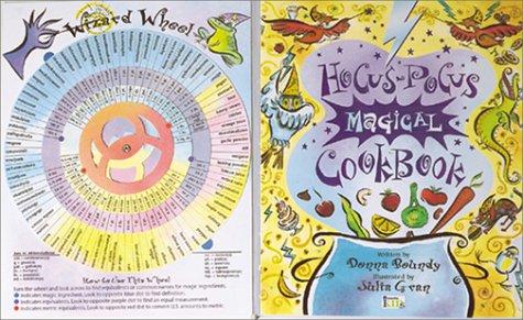 Hocus-Pocus Magical Cookbooks