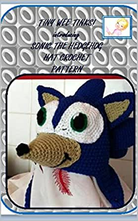 Sonic The Hedgehog Style Hat Crochet Patter Kindle Edition By Goodsir June Crafts Hobbies Home Kindle Ebooks Amazon Com