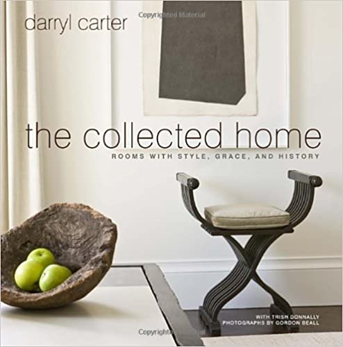 Darryl Carter book: The Collected Home