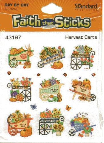 Faith That Sticks Harvest Carts
