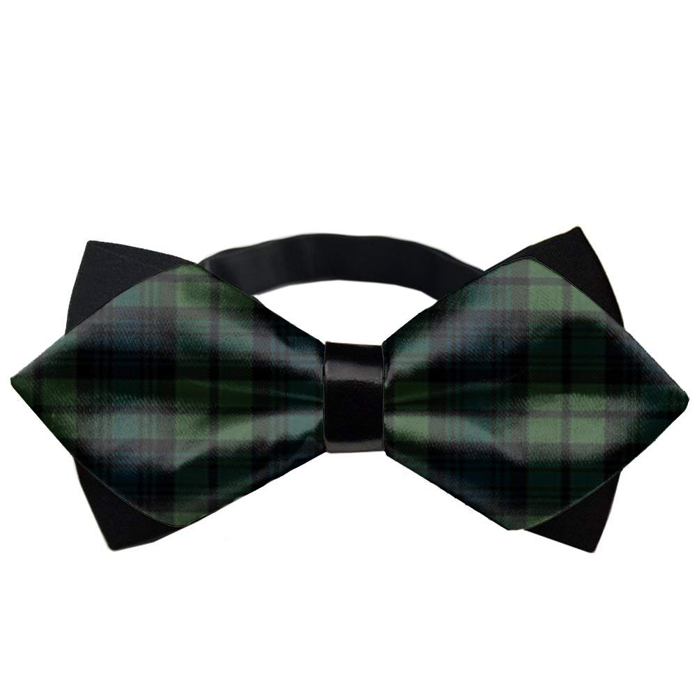 Ideal For Party /& Graduation Boys Classic Suit Pre-Tied Adjustable Bow Tie