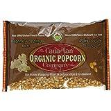 Canadian Organic Popcorn Company Organic Popcorn Kernels, 0.5 Kg