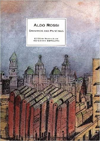 Aldo Rossi Drawings and Paintings
