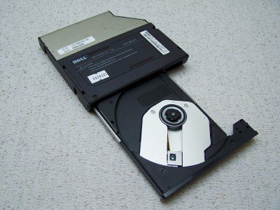 Dell DVD-ROM / CDR/RW COMBO DRIVE. by Dell (Image #1)