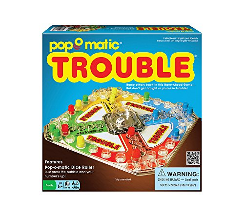 Classic Popomatic Trouble Game