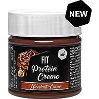 nu3 Fit Protein Crème Pâte à Tartiner au Chocolat/aux Noisettes sans Huile de Palme Pate à Tartiner Protéinée 21% Faible en Sucre 280 g