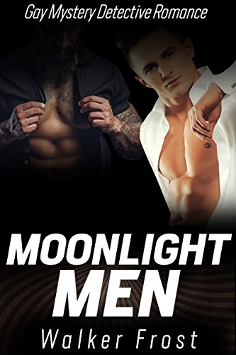 Moonlight Men: Gay Mystery Detective Romance
