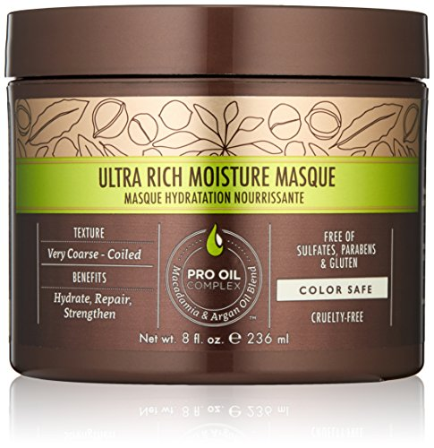 Macadamia Hair Ultra Rich Moisture Masque - 8 oz by Macadamia Professional (Image #5)