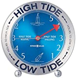 Howard Miller 645-527 Tide Mate III Weather & Maritime Table Clock by