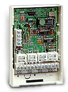512S6SiKI%2BL._SY300_ amazon com honeywell ademco 4204 intelligent relay board home  at fashall.co