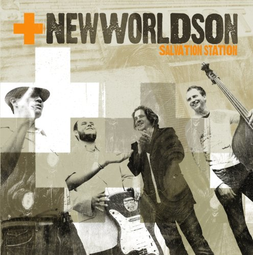 Salvation Station Album Cover
