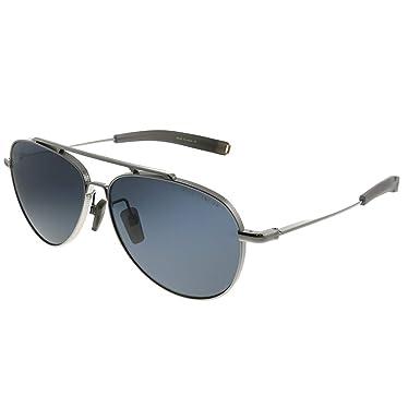 Dita Lancier DLS101 61-01 - Gafas de sol de aviador (metal ...